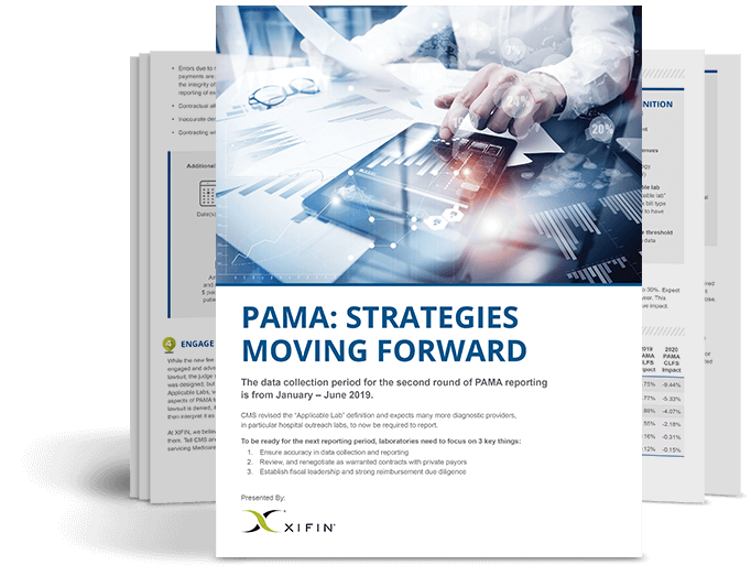 PAMA: Strategies Moving Forward