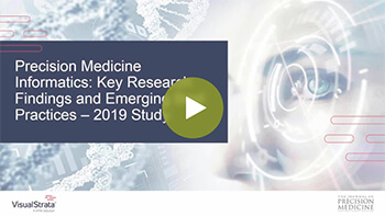Precision Medicine Informatics: Key Research Findings and Emerging Best Practices - 2019 Study