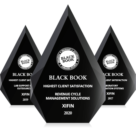 Black Book Award 2020 - Revenue Cycle Management Solutions