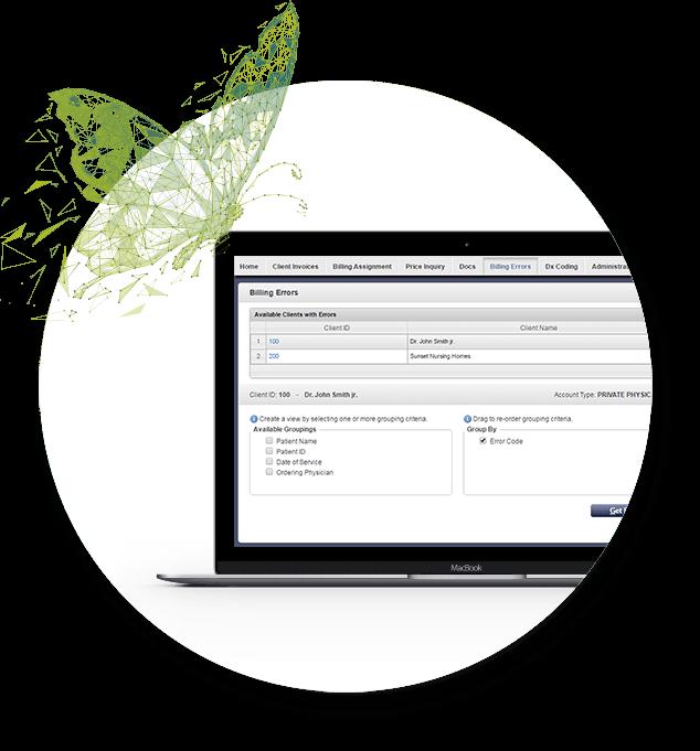 XIFIN RPM Client Portal