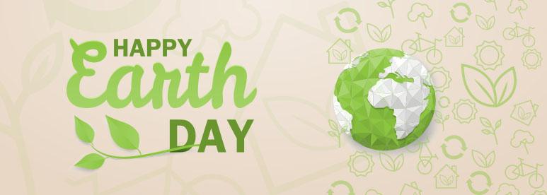 Blog - Earth Day -  Header Image
