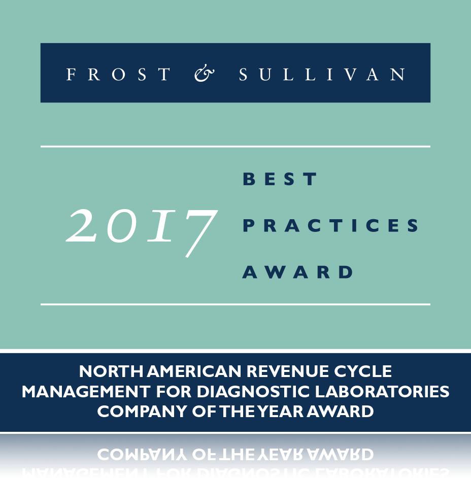 Frost & Sullivan 2017 Best Practices Award