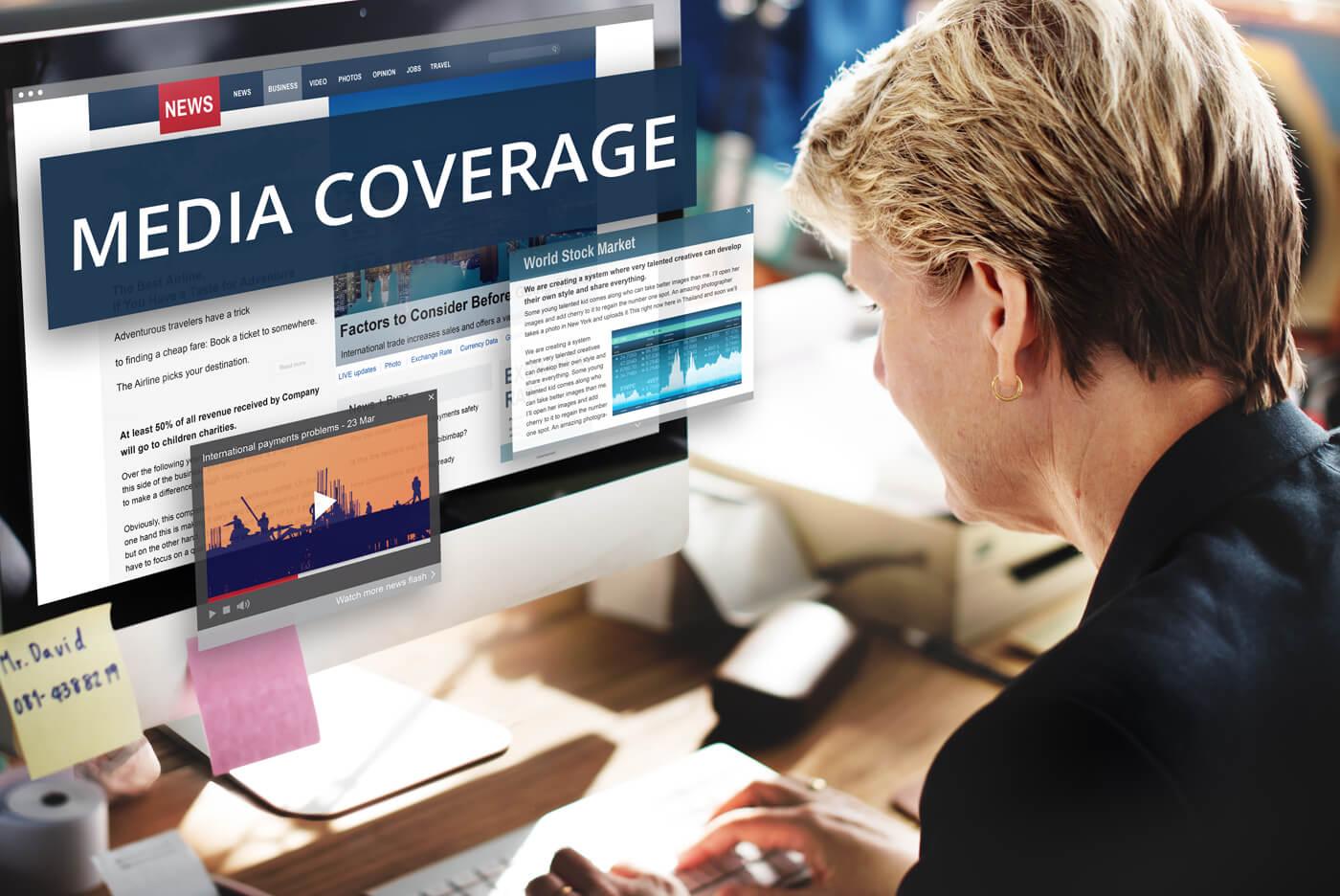 New Media Coverage