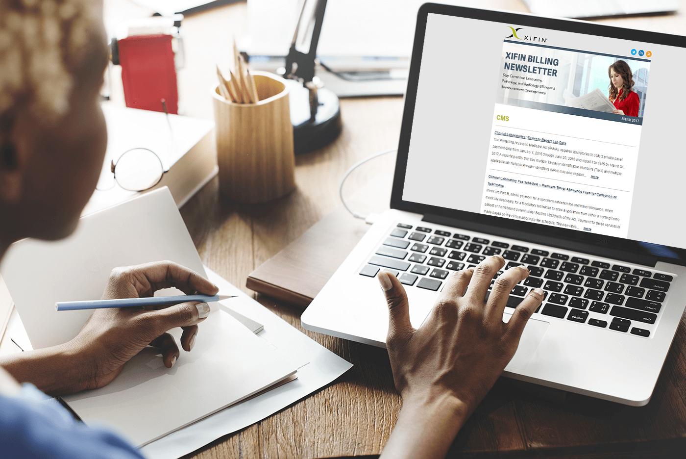 XIFIN Billing Newsletter