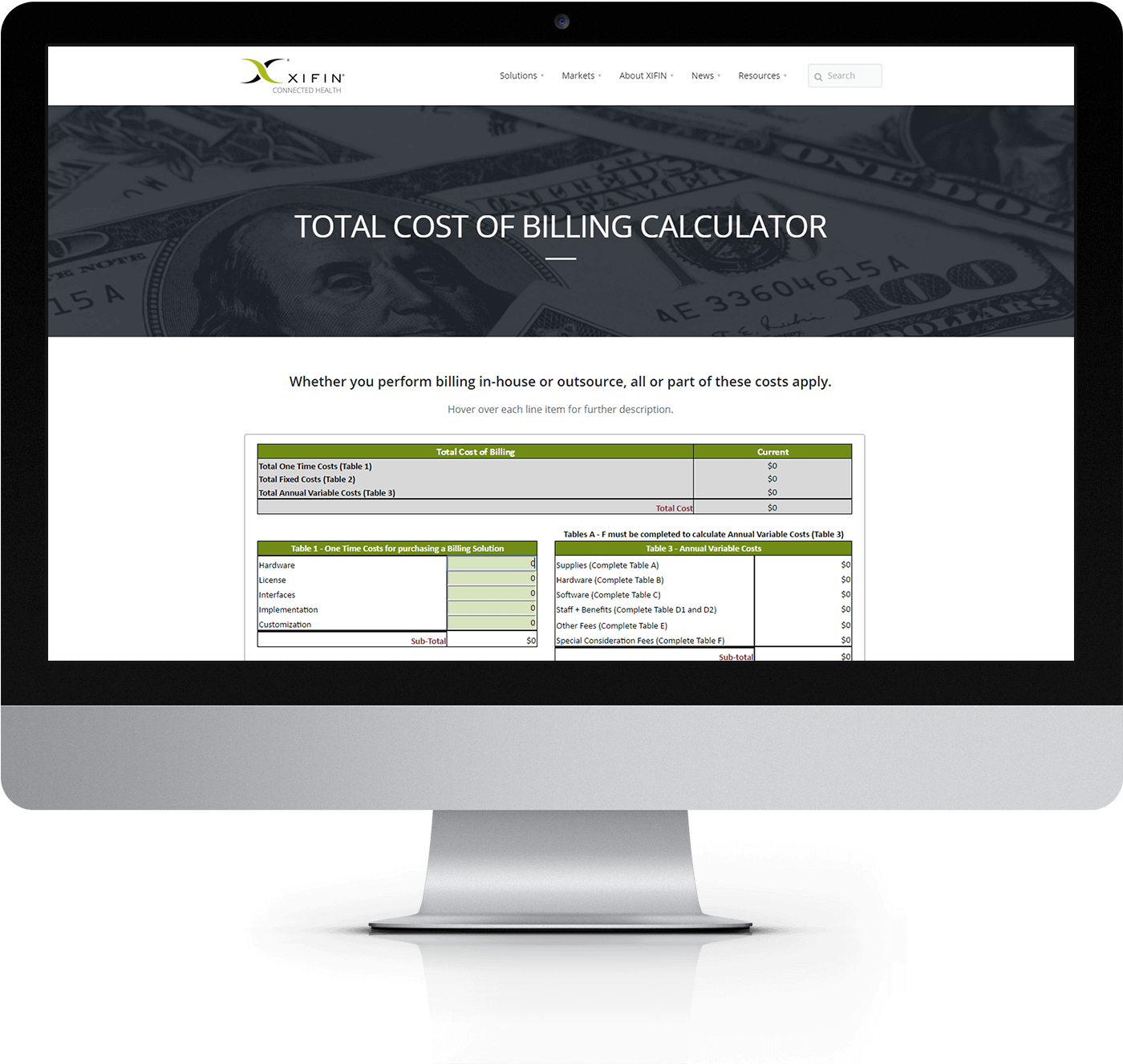 Calculate your Total Cost of Billing