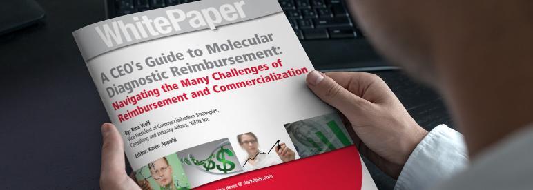 A CEO's Guide to Molecular Diagnostic Reimbursement