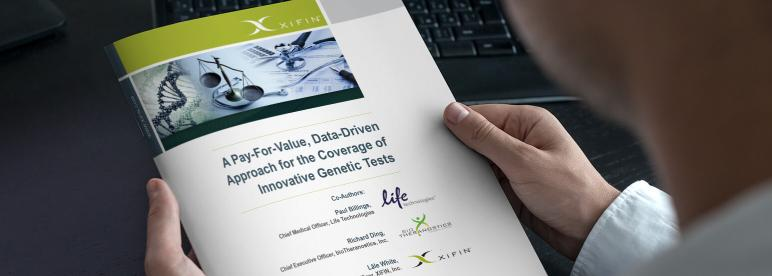 A Pay-For-Value, Data-Driven Approach for the Coverage of Innovative Genetic Tests