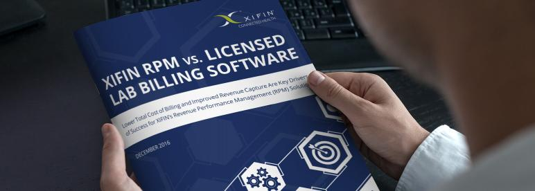 XIFIN RPM vs. Licensed Software