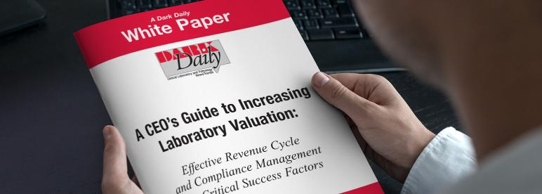 A CEO's Guide to Laboratory Valuation