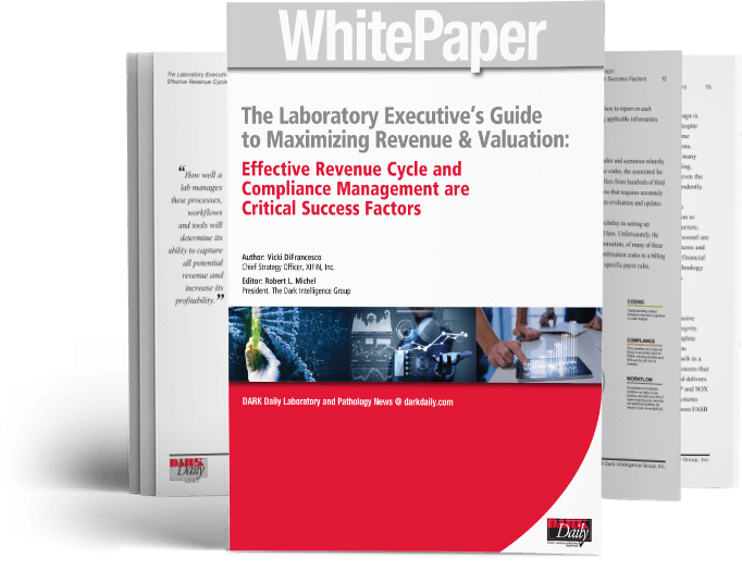 The Laboratory Executive's Guide to Maximizing Revenue & Valuation