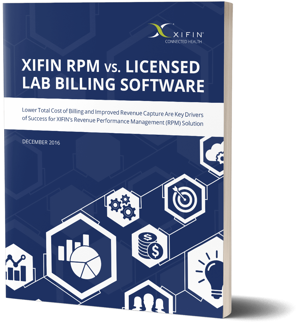 XIFIN RPM vs.Licensed Lab Billing Software