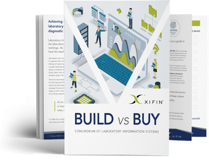 The Build vs Buy Conundrum of Laboratory Information Systems