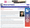 Clinical Lab Products article